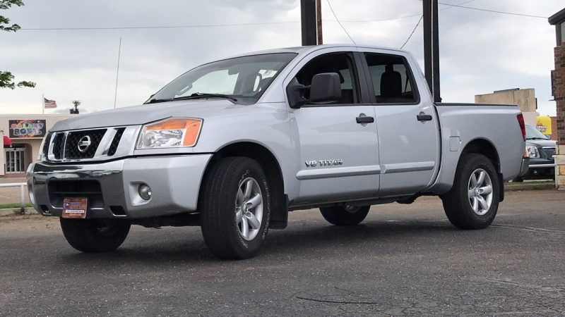 NISSAN TITAN 2012 price Call for Pricing.