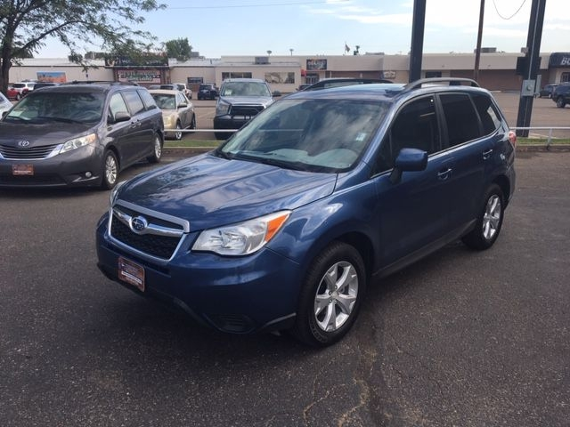 Subaru Forester 2014 price $13,250