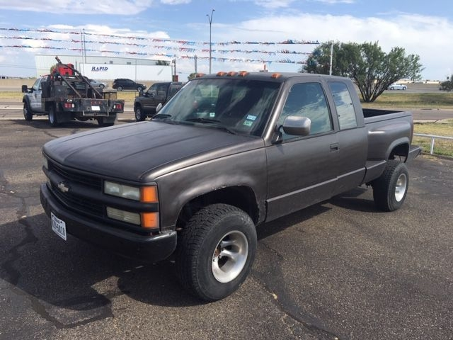 GMC SIERRA 1994 price Call for Pricing.