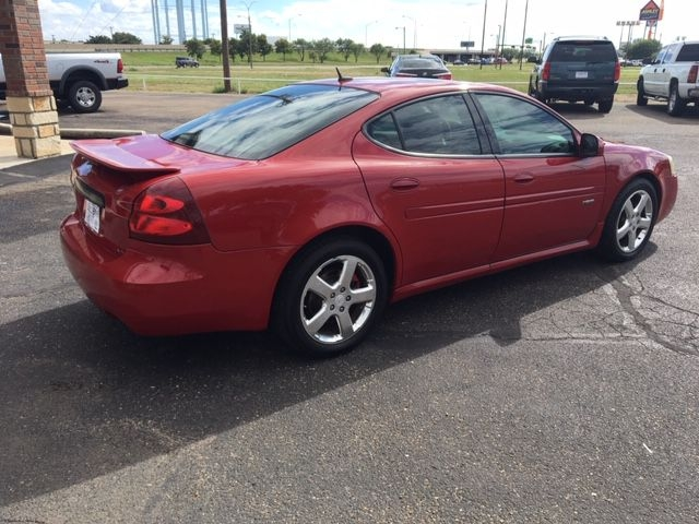 PONTIAC GRAND PRIX 2008 price $7,990