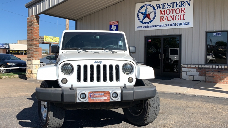 JEEP WRANGLER UNLIMI 2015 price $28,990
