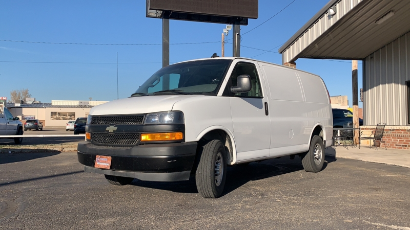 CHEVROLET EXPRESS G2500 2018 price Call for Pricing.
