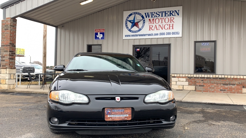 CHEVROLET MONTE CARLO 2000 price Call for Pricing.