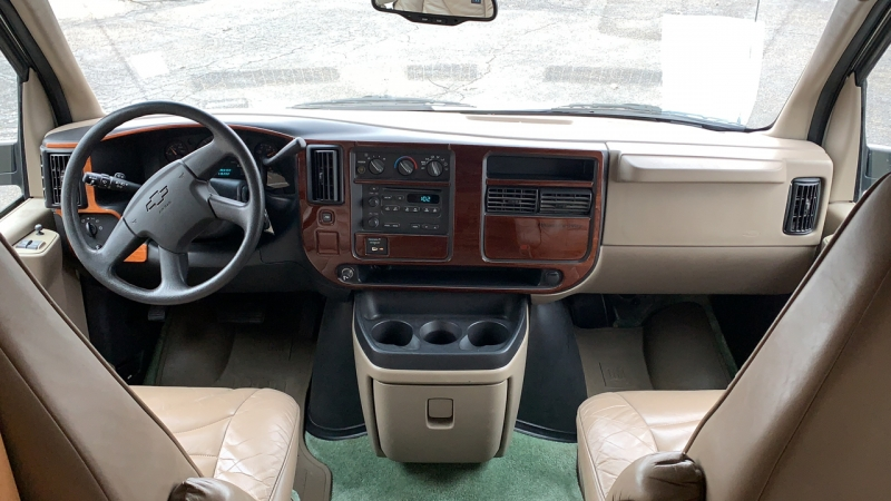 CHEVROLET EXPRESS G3500 2003 price Call for Pricing.
