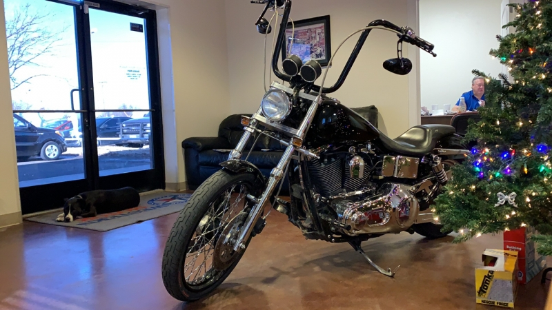 HARLEY DAVIDSON DYAN CONVERTIBE 1998 price Call for Pricing.