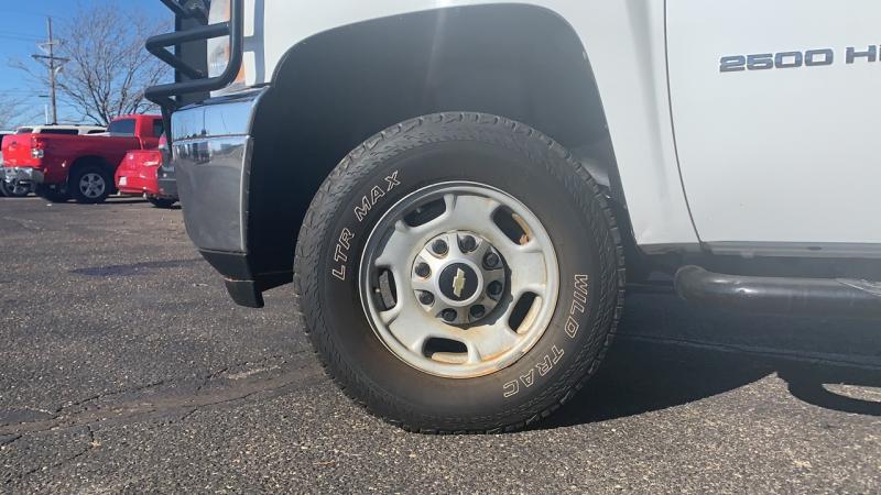 Chevrolet Silverado 2500HD 2011 price Call for Pricing.