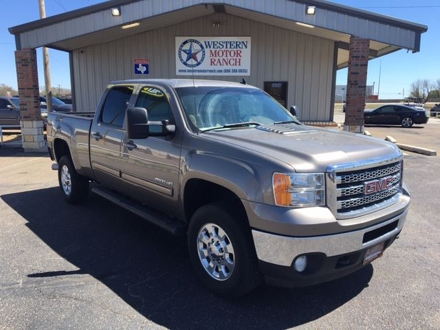 GMC Sierra 2500HD 2013 price $29,990