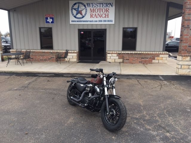 HARLEY FORTY EIGHT 2018 price $10,990