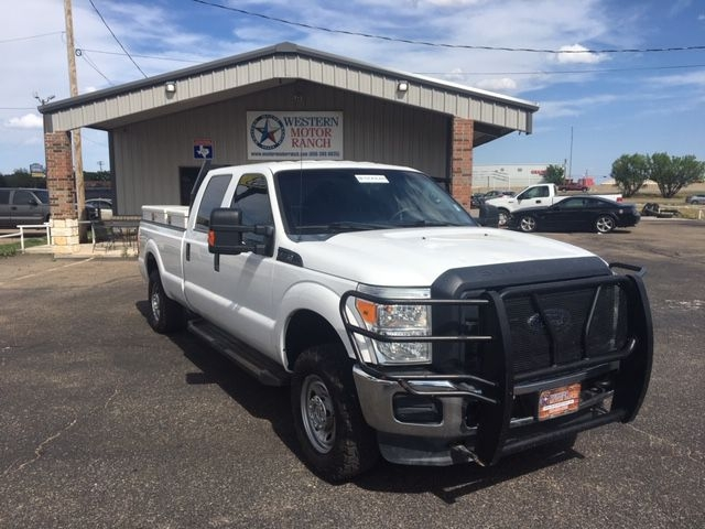 Ford Super Duty F-250 SRW 2015 price $19,990