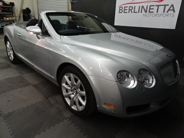 Bentley Continental GT 2007 price $54,999