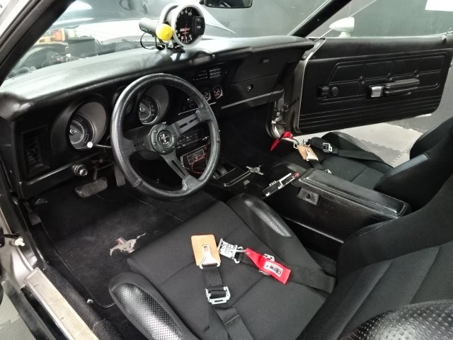 Ford Mustang 1972 price $21,999