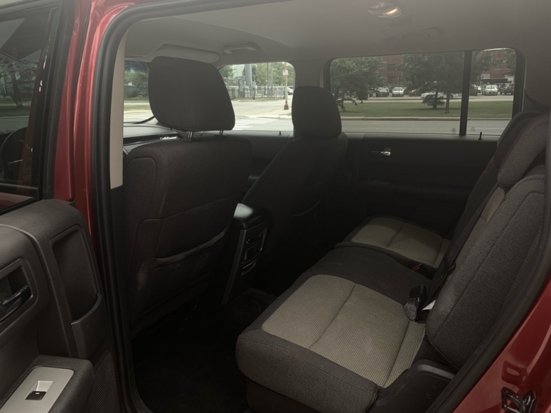 Magnificent 2009 Ford Flex Se Ibusinesslaw Wood Chair Design Ideas Ibusinesslaworg