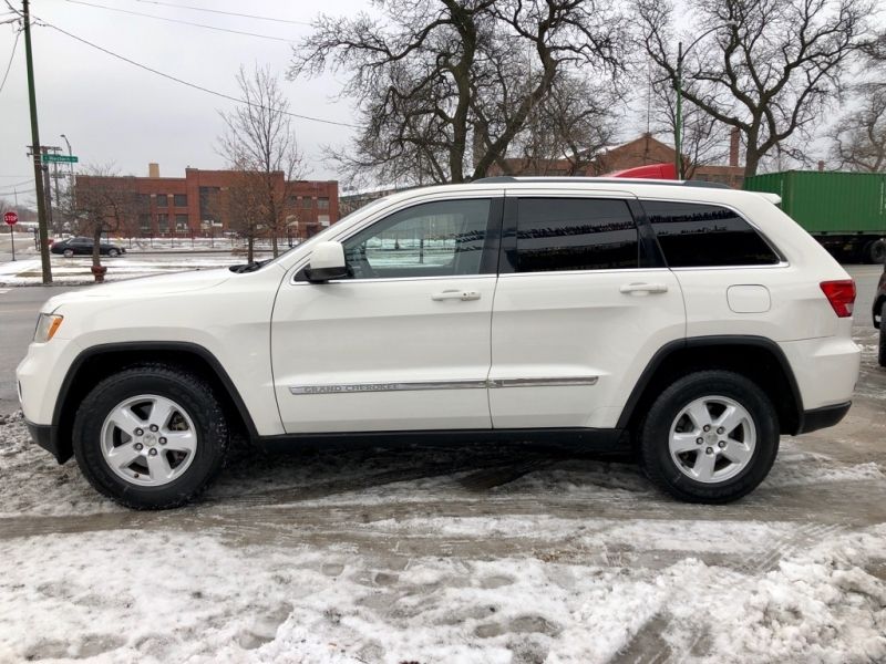 Jeep Grand Cherokee 2011 price $8,900