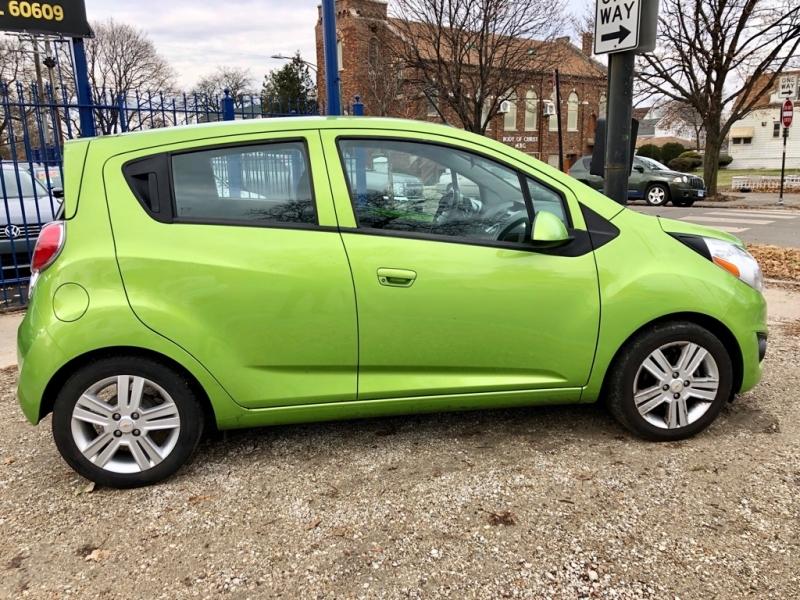 Chevrolet Spark 2014 price $3,495