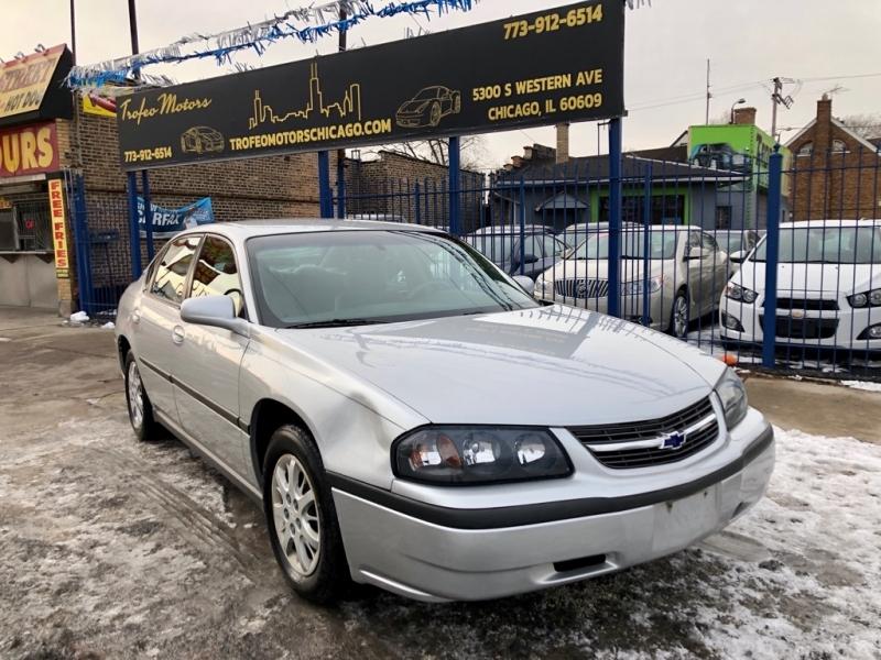 Chevrolet Impala 2004 price $2,995