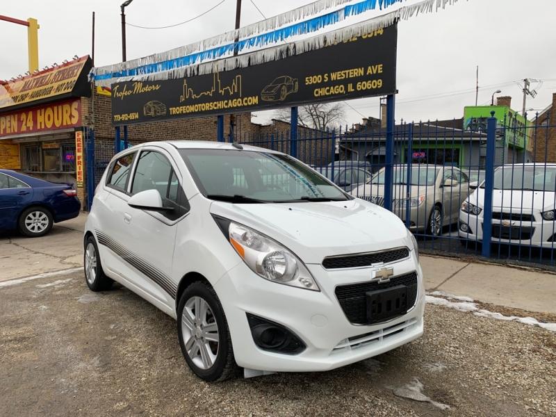 Chevrolet Spark 2013 price $4,500