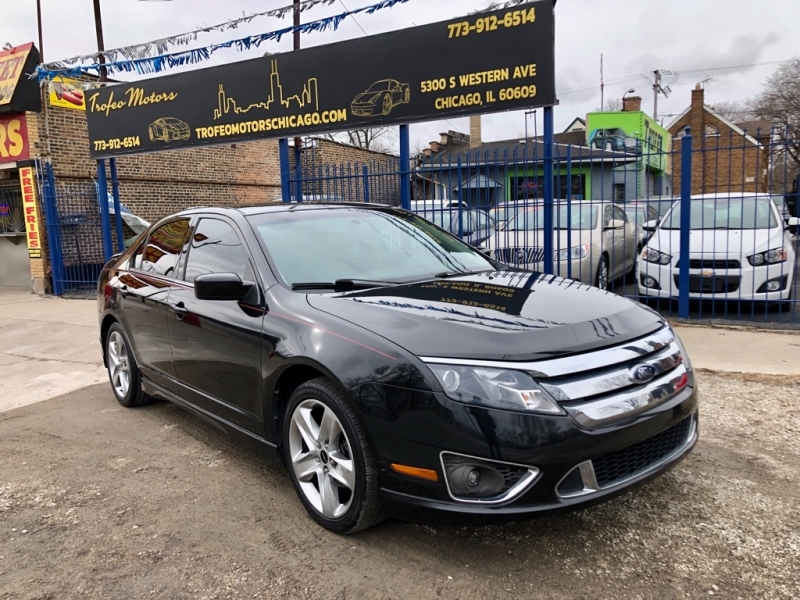 Ford Fusion 2010 price $6,900