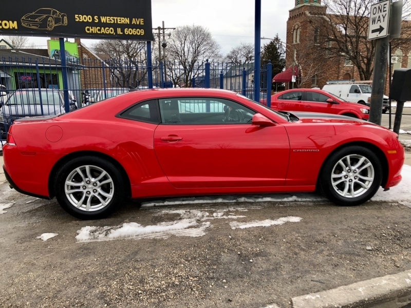 Chevrolet Camaro 2015 price $11,500