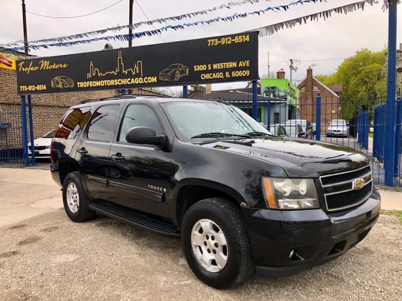 Chevrolet Tahoe 2009 price $8,995