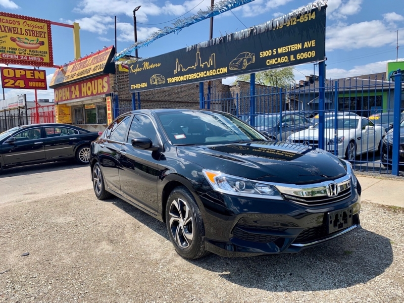 Honda Accord Sedan 2017 price $11,995