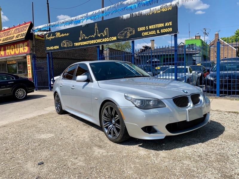 BMW 5-Series 2009 price $11,500