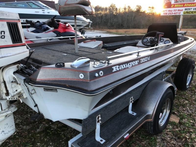 Ranger 350V 1987 price $5,950
