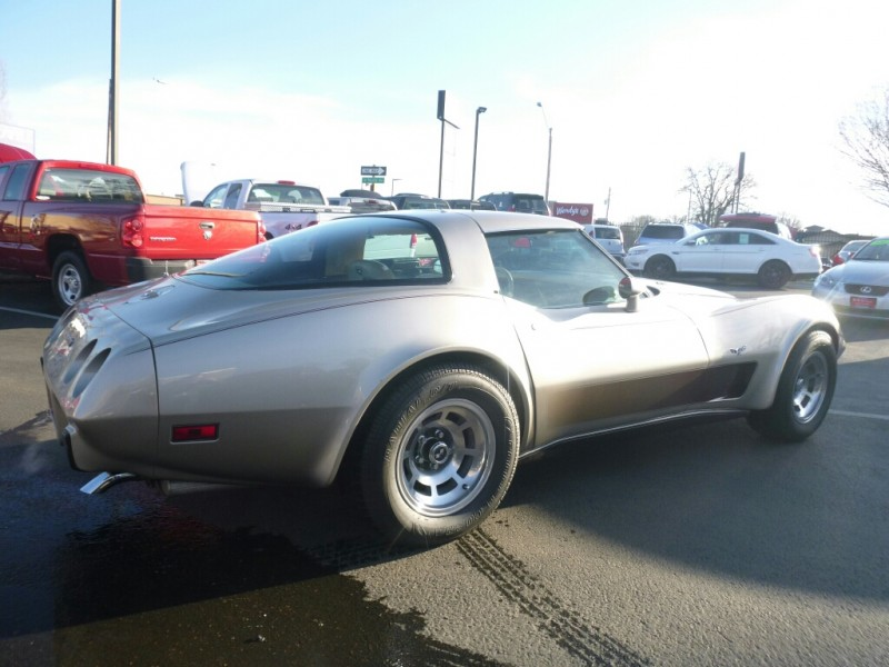 Chevrolet Corvette 1978 price $9,999