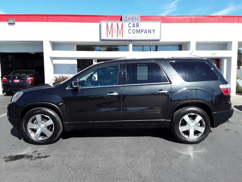 2011 Gmc Acadia Awd 4dr Slt1 M M Car Company Auto Dealership In Albany