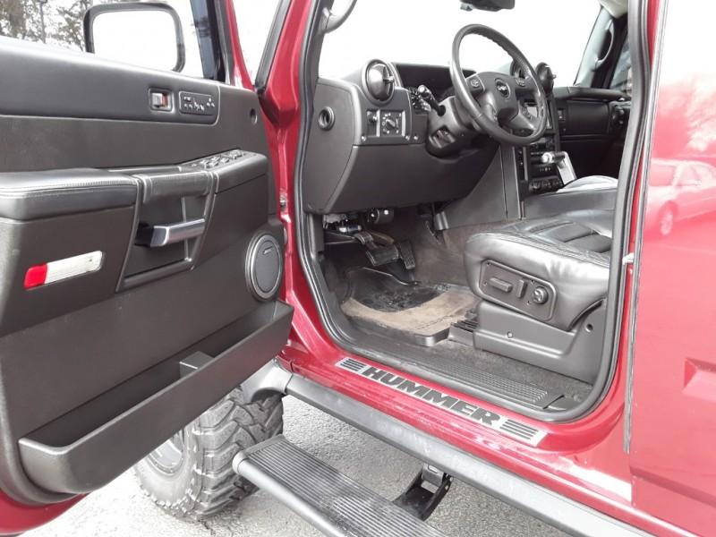 Hummer H2 2005 price $22,999