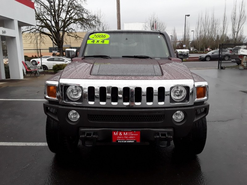 Hummer H3 2006 price $11,999