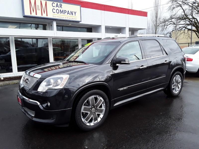 GMC Acadia 2012 price $17,779