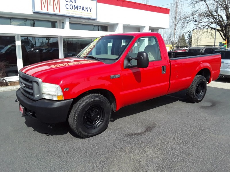 Ford Super Duty F-250 2002 price $6,499