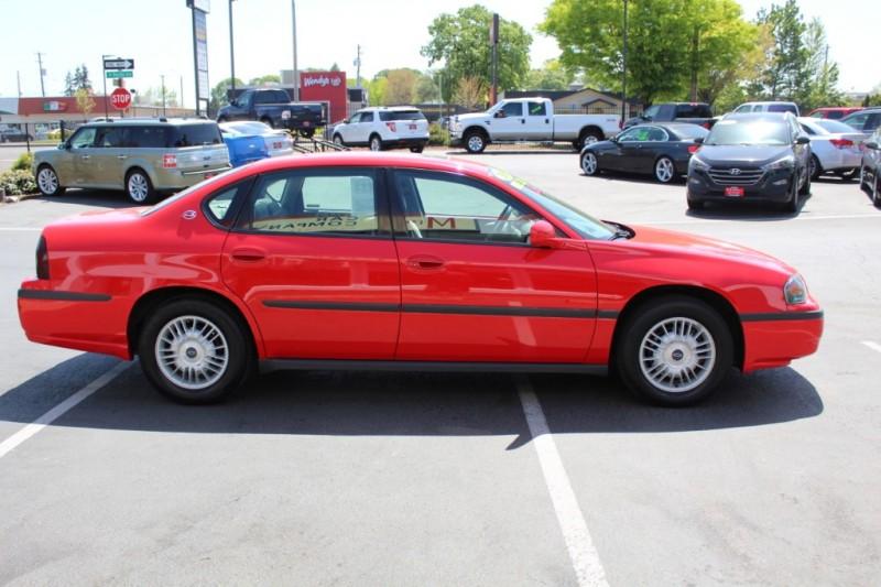 Chevrolet Impala 2000 price $3,999