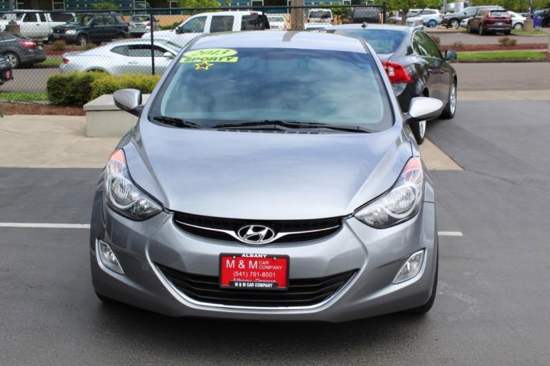 Hyundai Elantra 2013 price $10,999
