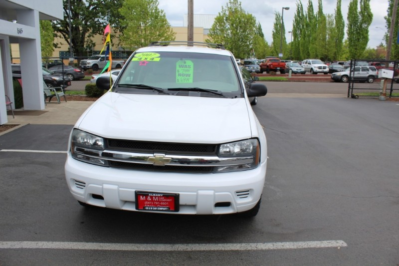 Chevrolet TrailBlazer 2007 price $6,999