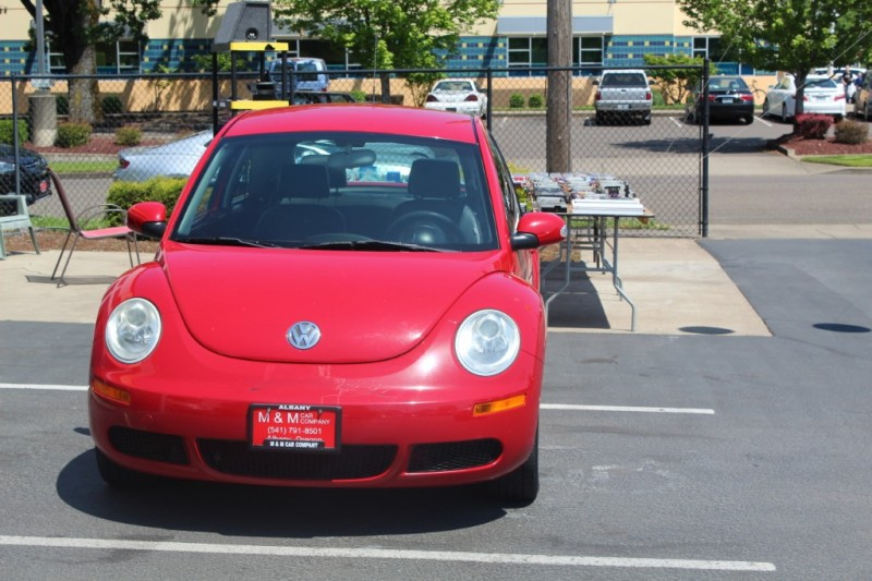Volkswagen New Beetle Coupe 2007 price $5,999
