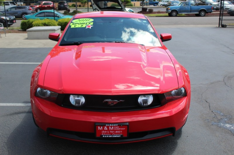 Ford Mustang 2010 price $14,468