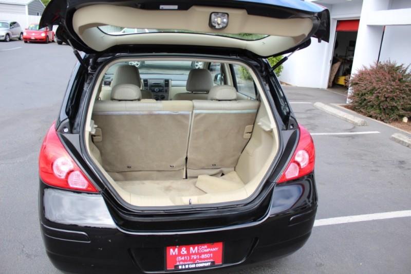 Nissan Versa 2007 price $6,578