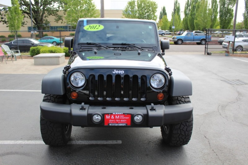 Jeep Wrangler Unlimited 2012 price $27,462
