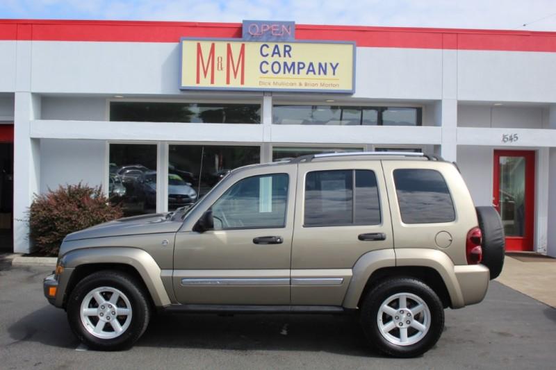 Jeep Liberty 2006 price $7,999
