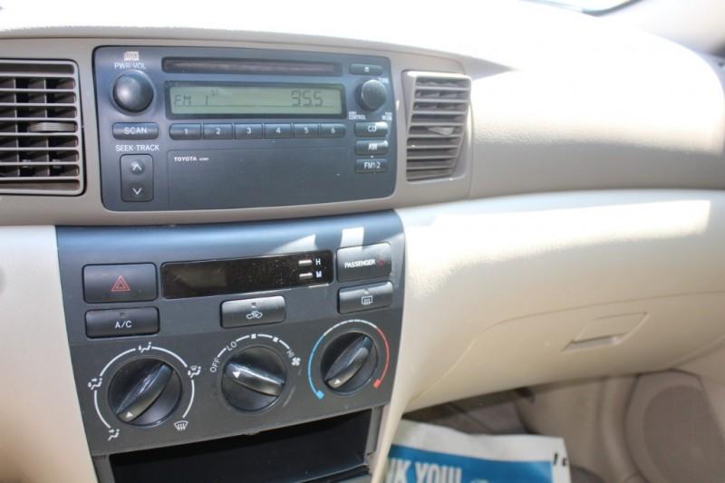 Toyota Corolla 2004 price $5,499