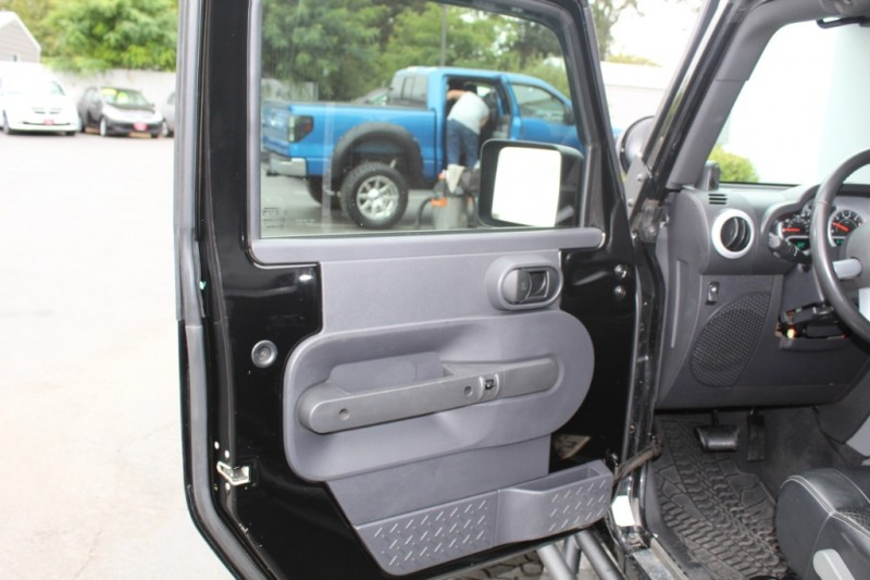 Jeep Wrangler Unlimited 2009 price $22,999
