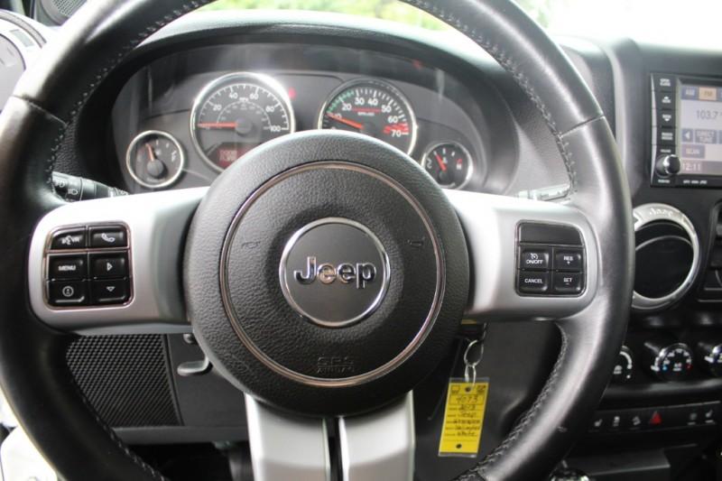 Jeep Wrangler Unlimited 2013 price $34,999