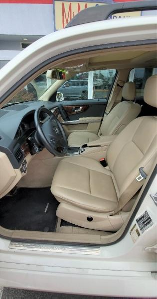 Mercedes-Benz GLK-Class 2010 price $15,999