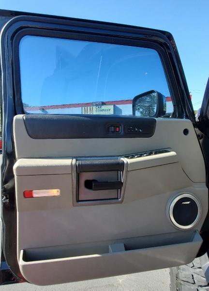 Hummer H2 2004 price $22,999