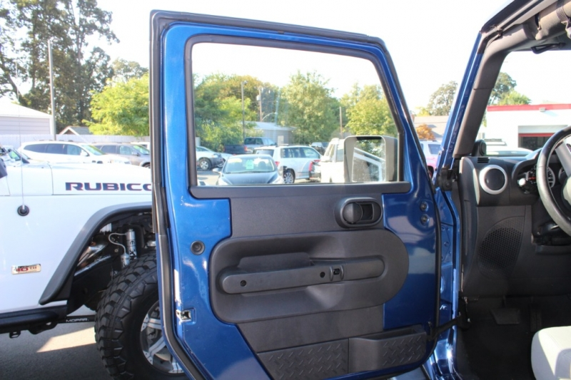 Jeep Wrangler Unlimited 2009 price $18,499