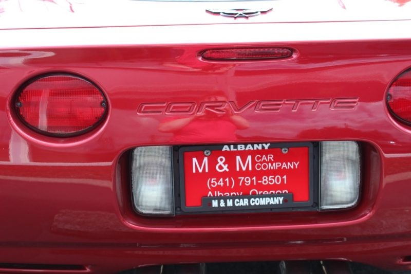 Chevrolet Corvette 2001 price $15,999
