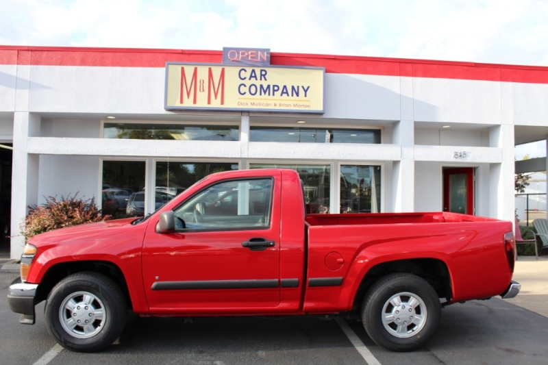 GMC Canyon 2006 price $8,639