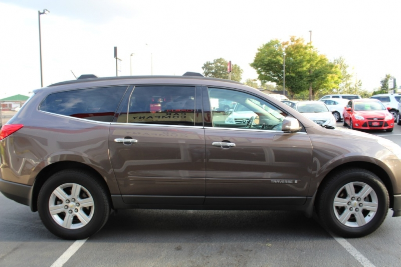 Chevrolet Traverse 2009 price $8,763