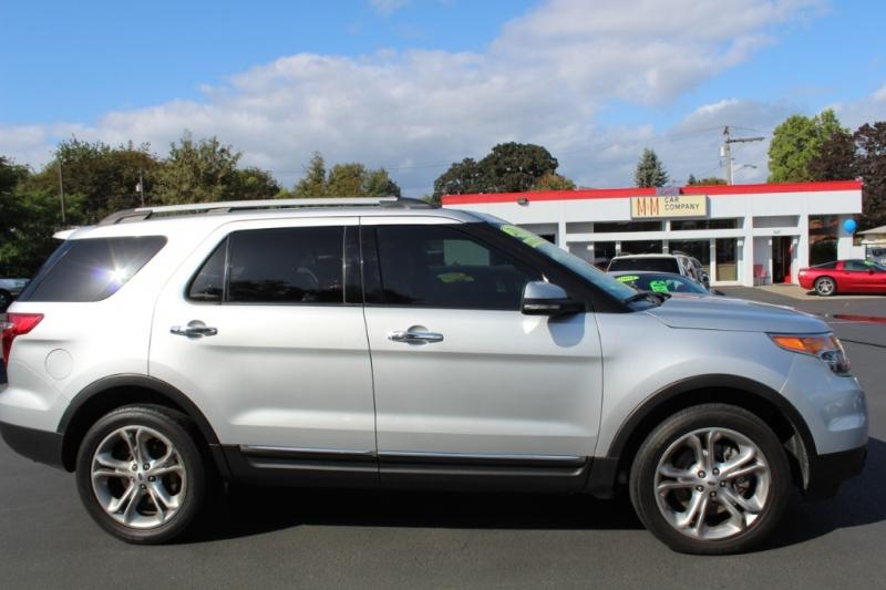 Ford Explorer 2015 price $18,799